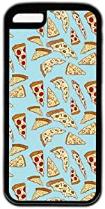 Cartoon Pizza Pattern Theme Iphone 5c Case