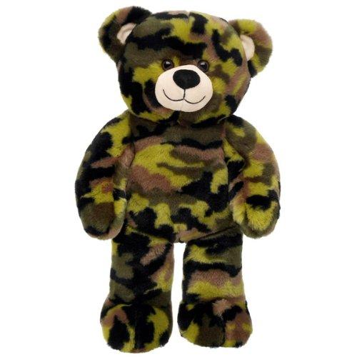 Camouflage Build A Bear