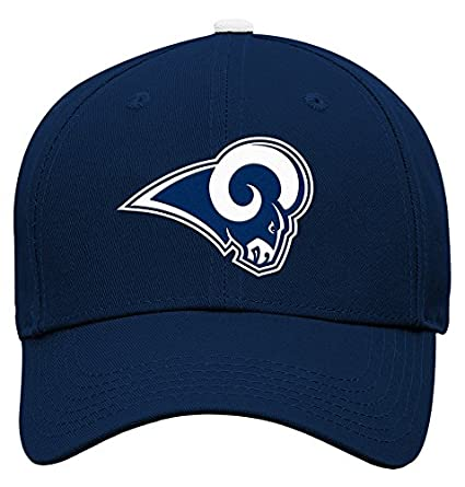 134ac3d7a6b Image Unavailable. Image not available for. Color  NFL Boys 4-7 Basic  Structured Adjustable Hat-Dark Navy-1 Size