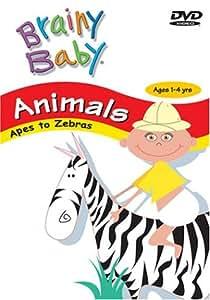 Brainy Baby Animals DVD (Classic Edition)