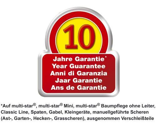 Wolf-Garten Handgrasschere Standard RJ-Z