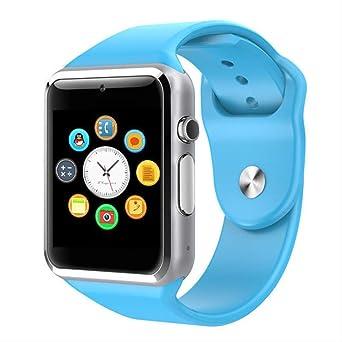 Reloj Inteligente Bluetooth, Reloj Deportivo Compatible con Cámara ...