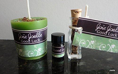 Mini Good Luck Ritual Spell Candle Kit