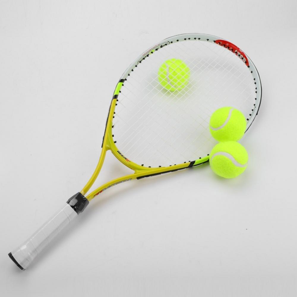 VGEBY 3 St/¨/¹ck Tennisball Profi-Tennis-/¨/¹bungsball Gro?e Flexibilit?t Wettkampftraining /¨/¹bungen Unterhaltung