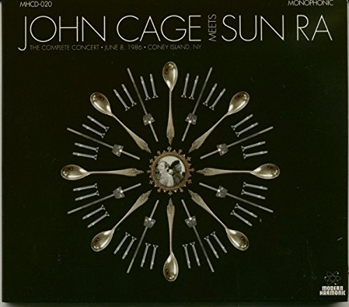 Price comparison product image Complete Performance by John Cage Meets Sun Ra (2016-02-01)