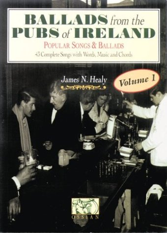 Ballads From The Pubs Of Ireland (Personality Songbooks)