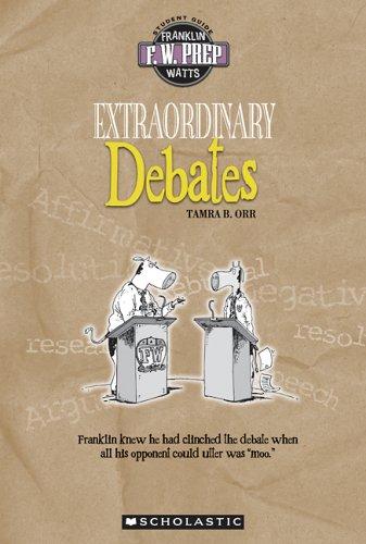 Extraordinary Debates (F. W. Prep) ebook