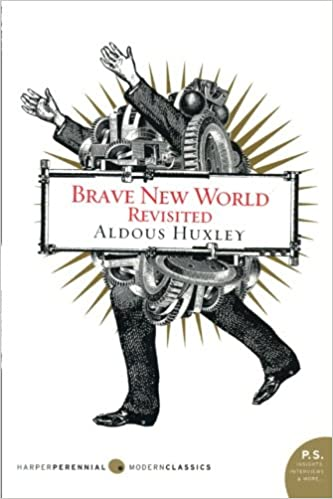 aba1a6188b05 Brave New World Revisited (P.S.)  Aldous Huxley  9780060898526  Amazon.com   Books