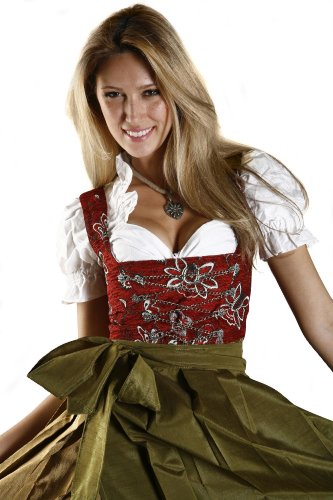 Dirndl-Womens-3-Piece-Dirndl-with-Floral-Embroidery