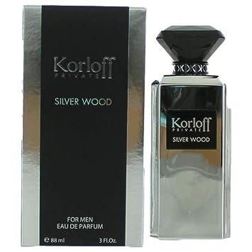 Wood Parfum Vaporisateur Private Eau De Korloff Silver Pour xeCrdWQBoE