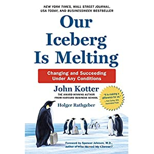 Our Iceberg Is Melting | Livre audio