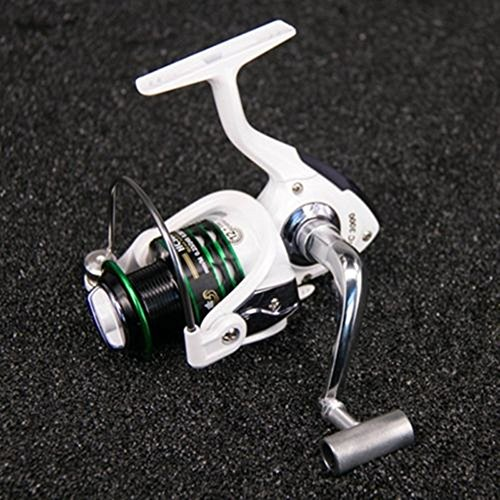 SONGSONG Spinning Fishing Reels Light Weight Spinning Spinner Reels 12+1BB Ball Bearings