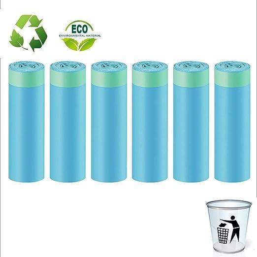 Skeby Bolsas de Basura Biodegradables Bolsa de Plástico Portátil ...
