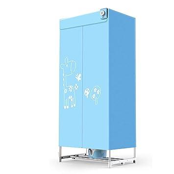 Secador de ropa ZXW Calefacción estéreo de 360 ° Control de Perilla Doble Espacio de Piso rápido Estufa de Secado Calentador Secadora de Aire Secado rápido ...