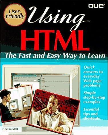 Using Html