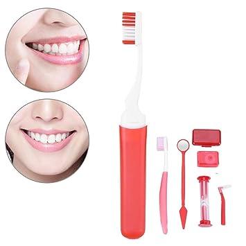 Kit de cuidado de los dientes, Juego de herramientas de limpieza de los dientes Cepillo