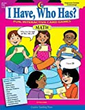 I Have, Who Has? Math Gr. 1-2, Trisha Callella, 1591984289