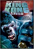 King Kong Lives poster thumbnail
