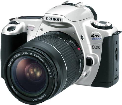 B00001QEMF Canon EOS Rebel 2000 35mm Film SLR Camera Kit with 28-80mm Lens 5175F8Q8J1L.