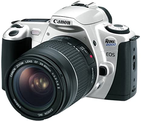 Review Canon EOS Rebel 2000
