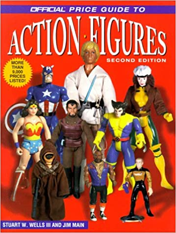 Official Price Guide To Action Figures 2nd Edition Wells Stuart W 9780676601794 Amazon Com Books
