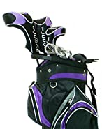 The Judge Founders Club Ladies Compete Set - Ladies Graphite Flex - Right Handed