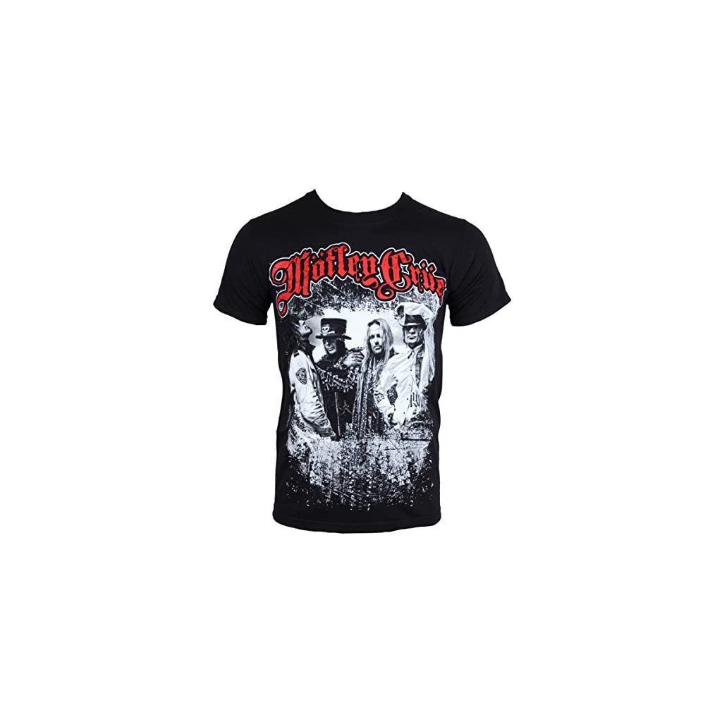 Motley Crue Greatest Hits Camiseta