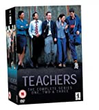 Teachers Season 1-3 [Region 2 Import-Non USA Format]