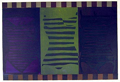 Harvey Daniels Bathing Suits 1965 Original Signed Lithograph Vintage Pop Art