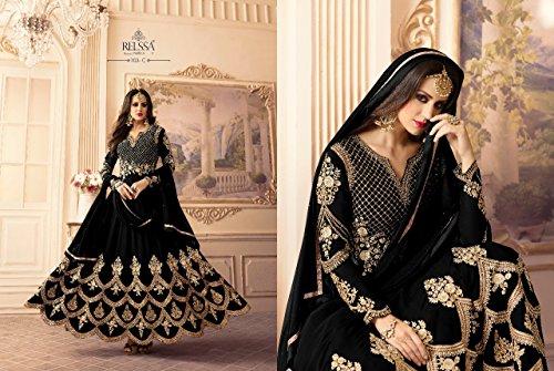Di Donna Partywear Piano Kameez Etnico Lungo Touch Musulmana 2717 Indiano Pakistani Festival Eid Bollywood Tradizionale Anarkali Salwar Bridal 34 Collezione Tocco 42 Abito Designer Cerimonia RUI1q8