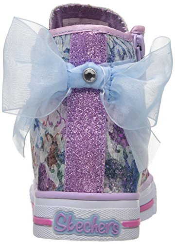 Skechers S Lights-Shuffles-Buzzing Blossom Zapatos para Caminar