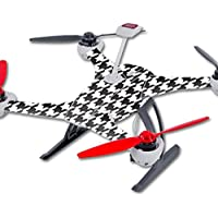 Skin For Blade 350 QX3 Drone – Houndstooth | MightySkins Protective, Durable, and Unique Vinyl Decal wrap cover | Easy To Apply, Remove, and Change Styles | Made in the USA