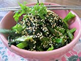Chinese Cabbage,Tatsoi (2000 Seeds) Harvest,40 days (20 days for baby leaf)