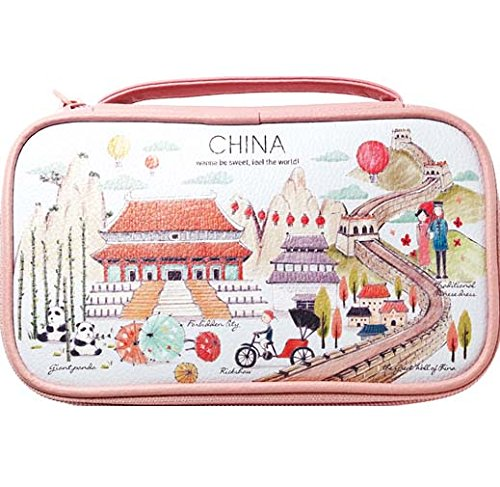Etude House Feel The World Pouch  07 China