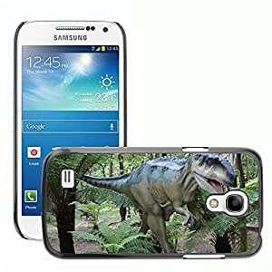 Hot Style Cell Phone PC Hard Case Cover // M00133773 Dinosaurs Prehistoric Animal // Samsung Galaxy S4 Mini i9190