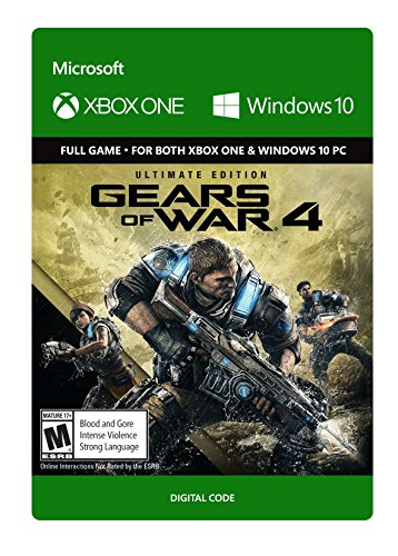 Gears of War 4 - Ultimate Edition - Xbox One/Windows 10 [Digital Code] (Halo 4 Pc)