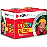 AgfaPhoto Vista plus 200 135-24 Color Negative Film