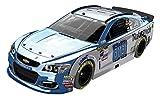 Lionel Racing Dale Earnhardt Jr #88 Nationwide 2016 Chevrolet SS NASCAR Diecast Car (1:24 Scale), Chrome