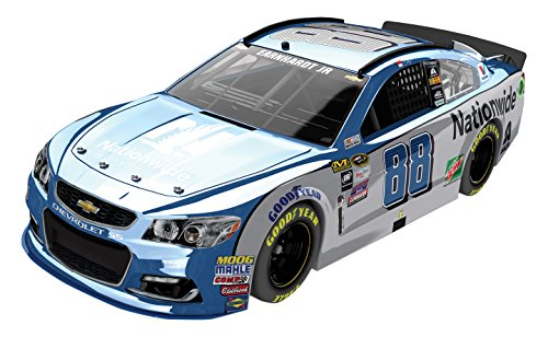 Lionel Racing Dale Earnhardt Jr #88 Nationwide 2016 Chevrolet SS NASCAR Diecast Car (1:24 Scale), (Chrome Diecast Car)