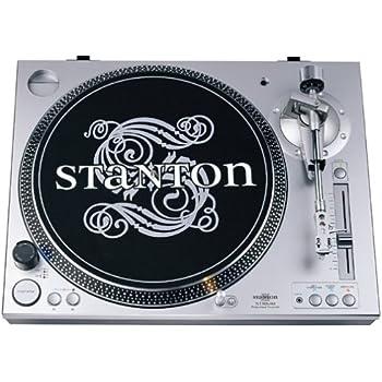 Amazon Com Stanton Str8 80 Direct Drive Digital Turntable