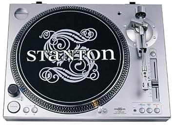 Amazon.com: Stanton Str8 – 80 Direct Drive Digital Turntable ...