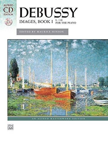 Images, Bk 1 (Alfred Masterwork Edition) ()