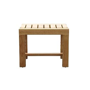 Dusche Badehocker Holz Duschsitz Hocker Holz Wanderschuhe Hocker