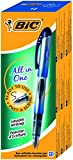 BIC DISPOSABLE FOUNTAIN PEN BLUE
