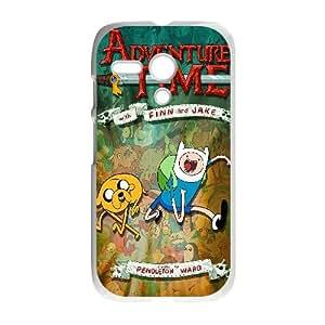 Adventure Time Motorola G Cell Phone Case White DIY present pjz003_6348644