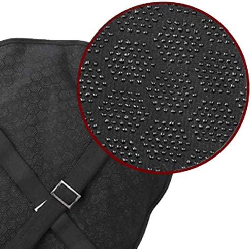 SODIAL Motorcycle Air Seat Cushion Pressure Relief Ride Seat Cushion TPU Water-Fillable Seat Pad for Cruiser Touring Saddles