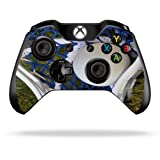 Cheap Protective Vinyl Skin Decal Cover for Microsoft Xbox One/One S Controller wrap sticker skins Lacrosse