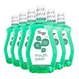 Mountain Falls Mouthwash, Mint, Compare to Scope, 50.7 Fluid Ounce (Pack of 6)