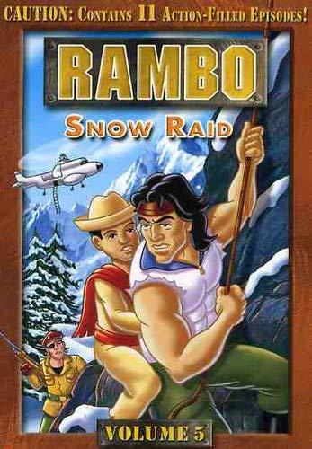Rambo (Animated Series): Volume 5 - Snow Raid ()