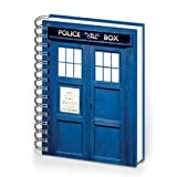 Doctor Who Official Tardis A5 Notebook